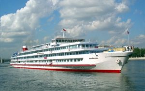 Live Cruise Ship Tracker for MS Ivan Bunin, Phoenix Reisen River Cruises