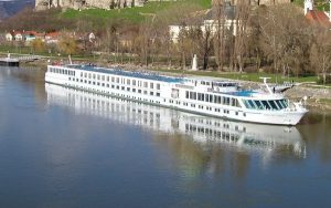 Live Cruise Ship Tracker for MS Prinzessin Isabella, Phoenix Reisen River Cruises
