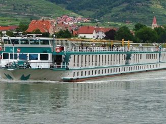 Live Cruise Ship Tracker for MS Prinzessin Katharina, Phoenix Reisen River Cruises