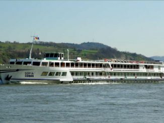 Live Cruise Ship Tracker for MS Rousse Prestige, Phoenix Reisen River Cruises