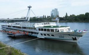 Live Cruise Ship Tracker for MS Sofia, Phoenix Reisen River Cruises