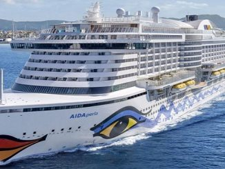 AIDA Perla Live Cruise Ship Tracker for AIDAperla AIDA Cruises