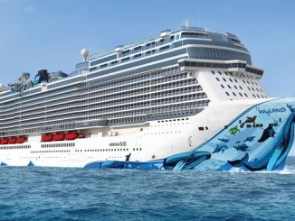 Norwegian Bliss Live Cruise Ship Tracker