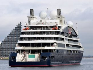 Live Cruise Ship Tracker for Le Champlain Ponant Cruises