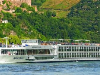 Live Cruise Ship Tracker for Scenic Pearl Scenic Luxury Cruises and Tours