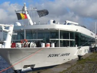 Scenic Jasper Live Cruise Ship Tracker