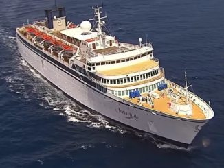 Freewinds Church of Scientology Cruise Ship